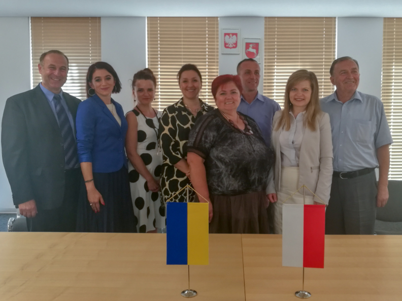 Współpraca Województwa Lubelskiego i Obwodu Lwowskiego