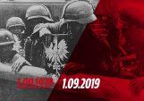 80. rocznica wybuchu II Wojny Światowej – zaproszenie