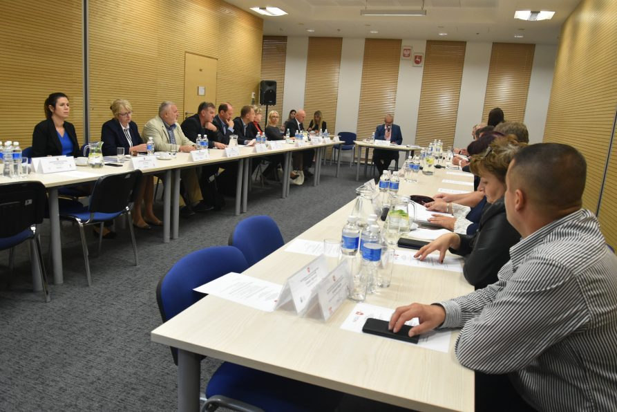 Posiedzenie SZR ds. Polityki Społecznej i Ochrony Zdrowia WRDS