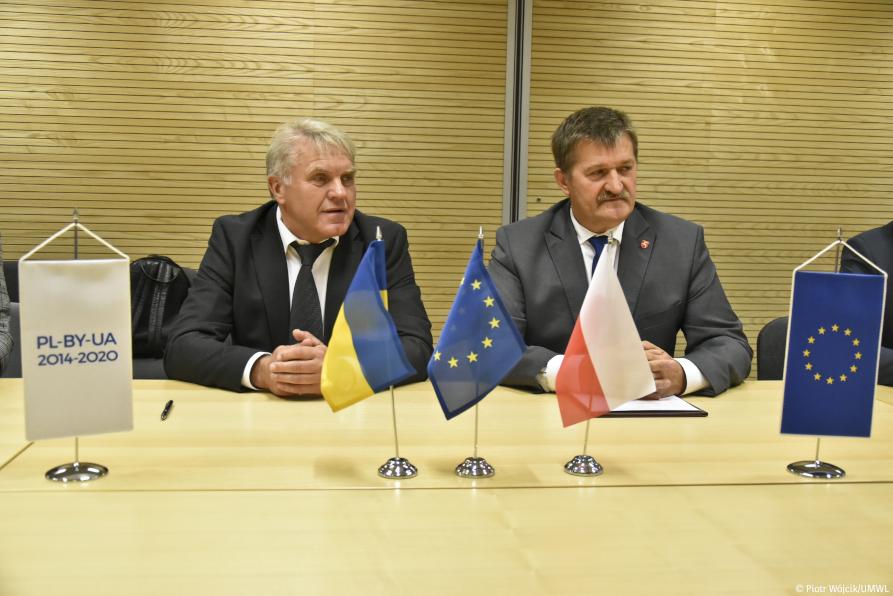 Zacieśnienie współpracy z Ukrainą w zakresie infrastruktury drogowej