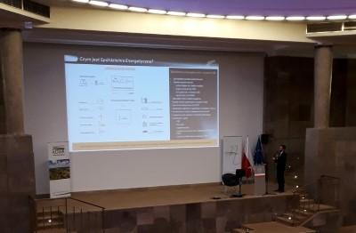 """Konferencji """"Spółdzielnie energetyczne- szansa na niezależność energetyczną obszarów wiejskich"""", Warszawa 16.10.2019, foto UMWL"""