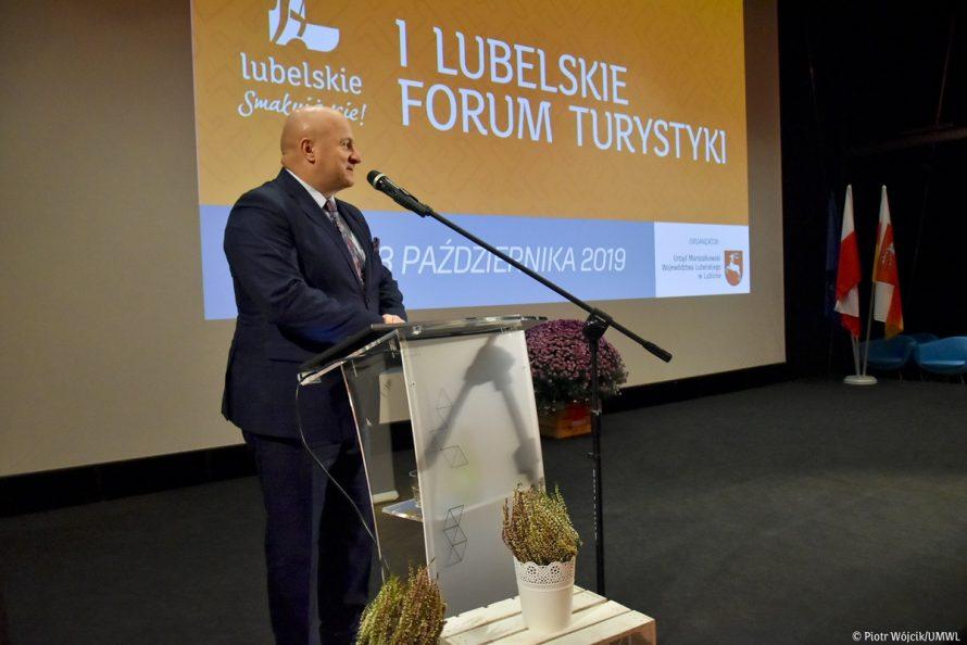 I Lubelskie Forum Turystyki