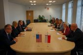 Delegacja z Nevady w województwie lubelskim