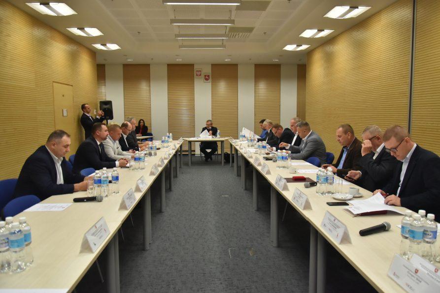 Posiedzenie Stałego Zespołu Roboczego ds. Gospodarki, Innowacyjności i Rozwoju Przedsiębiorczości WRDS WL