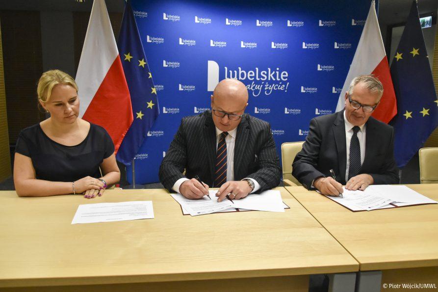 Aneks do Projektu Szpitali Wojewódzkich podpisany