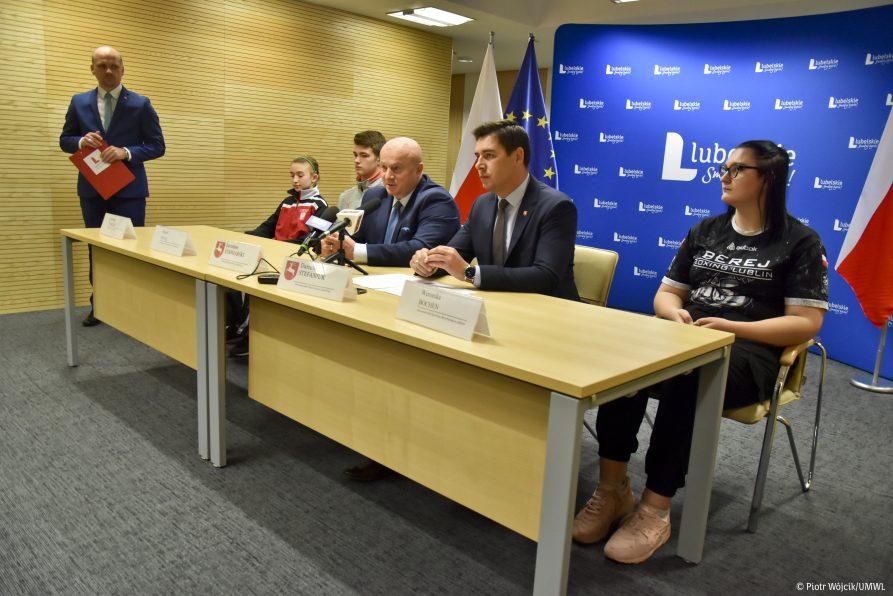 Ogólnopolska Olimpiada Młodzieży w 2020 na Lubelszczyźnie
