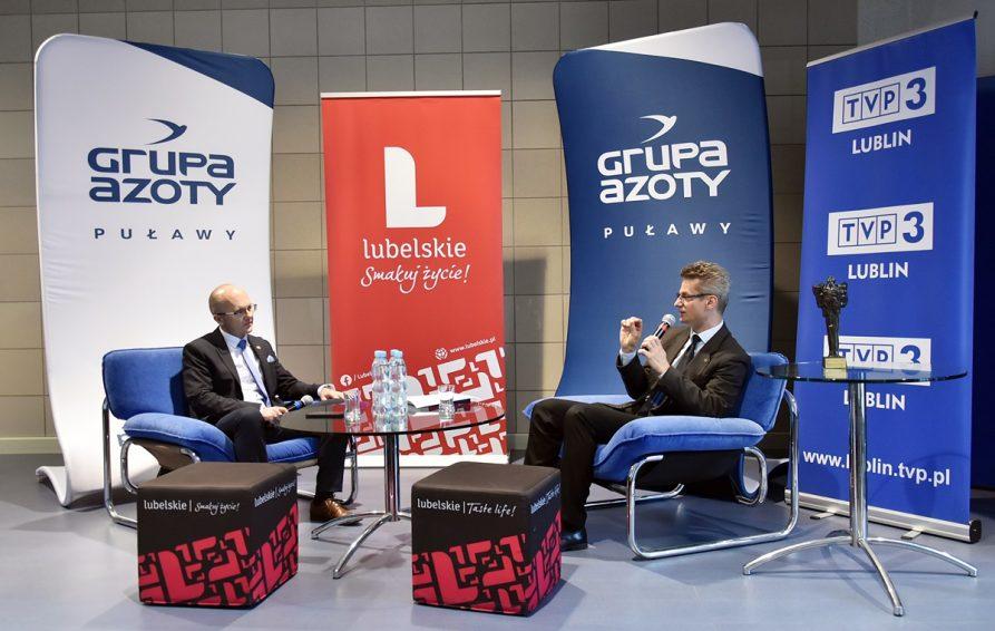 Środa z Ambasadorem - Grupa Azoty Puławy