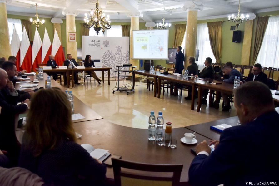 V posiedzenie Wojewódzkiej Rady Dialogu Rolniczego