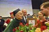 Pierre Joliot – doktor honoris causa UMCS