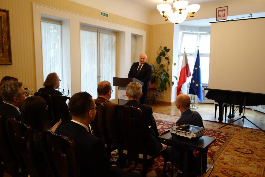 Wizyta delegacji z Województwa Lubelskiego w Bawarii