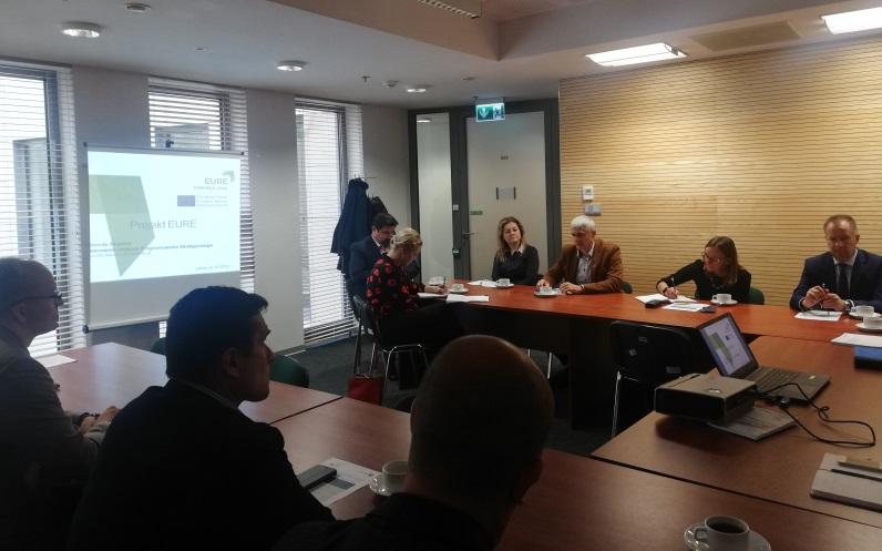 Powołano Lokalną Grupę Interesariuszy w projekcie EURE