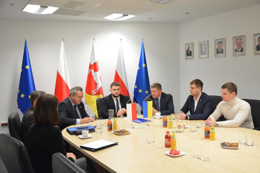 Nowe pomysły dla współpracy na polsko-ukraińskim pograniczu – wizyta przedstawicieli z Obwodu Lwowskiego