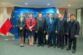 Wizyta delegacji Biura Organizacji chińskiej Prowincji Henan