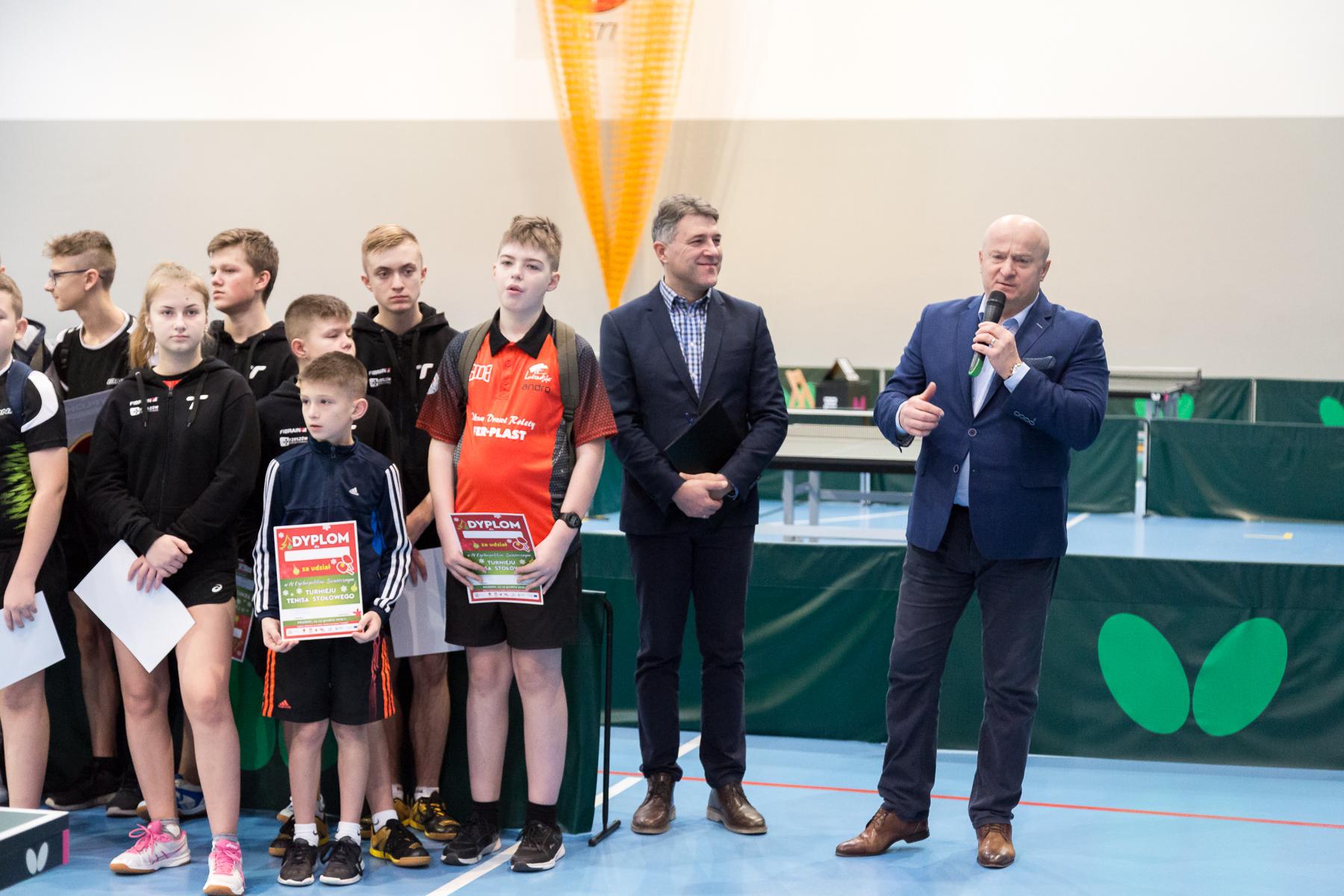 Świąteczny turniej w Kraśniku