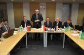 Pierwsze posiedzenie Transgranicznego Zespołu ds. Aktualizacji Strategii Współpracy