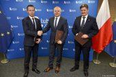 Podpisanie umowy na nowe elektryczne zespoły trakcyjne (EZT)