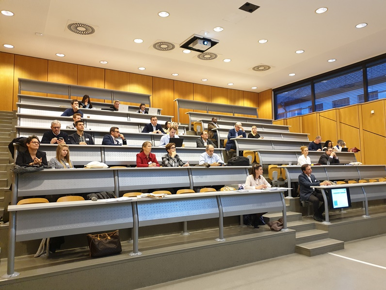 Projekt FIRECE podczas konferencji E-NOVA