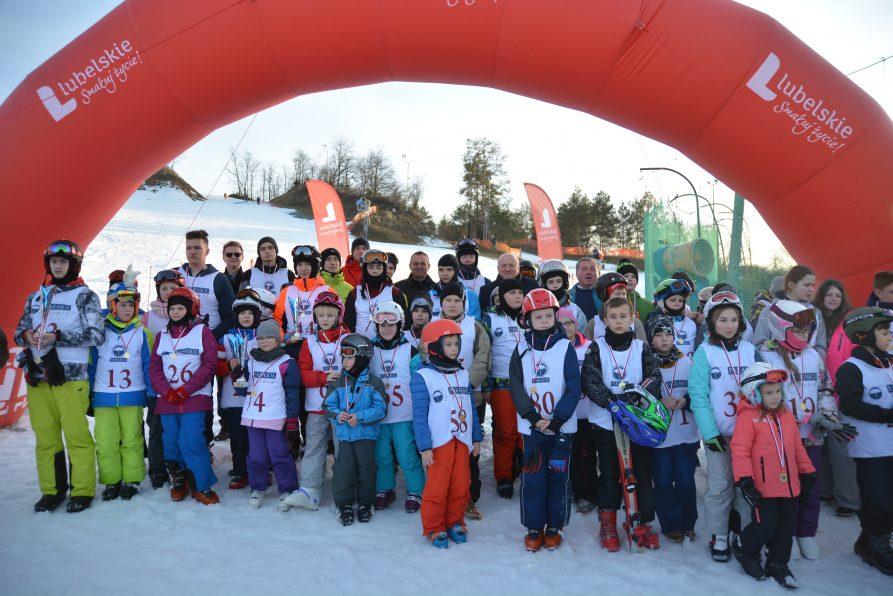 II Zawody o Puchar Marszałka Województwa Lubelskiego w slalomie narciarskim