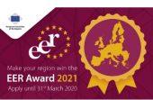 Ruszył nabór do kolejnej edycji nagrody Europejski Region Przedsiębiorczości (EER)