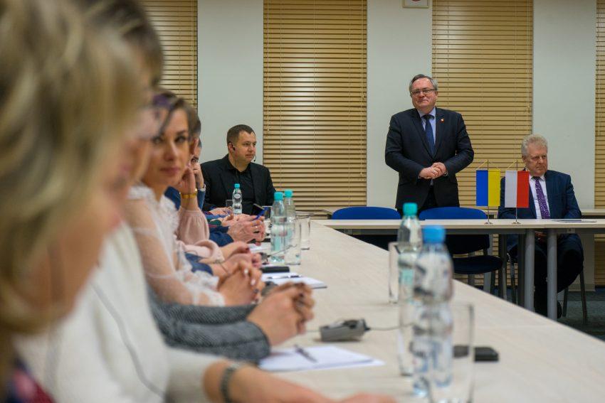Lekarze z Obwodu Wołyńskiego na Lubelszczyźnie