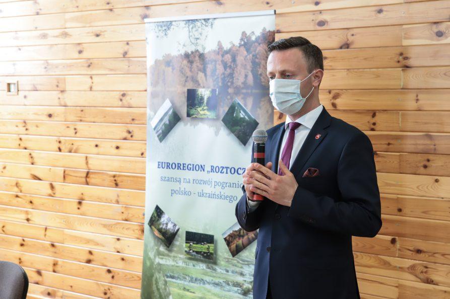 """Powołano Stowarzyszenie Samorządów Euroregion """"Roztocze"""""""
