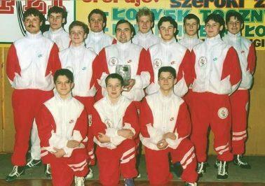Stal Kraśnik – klubowy mistrz Polski 1993 r.