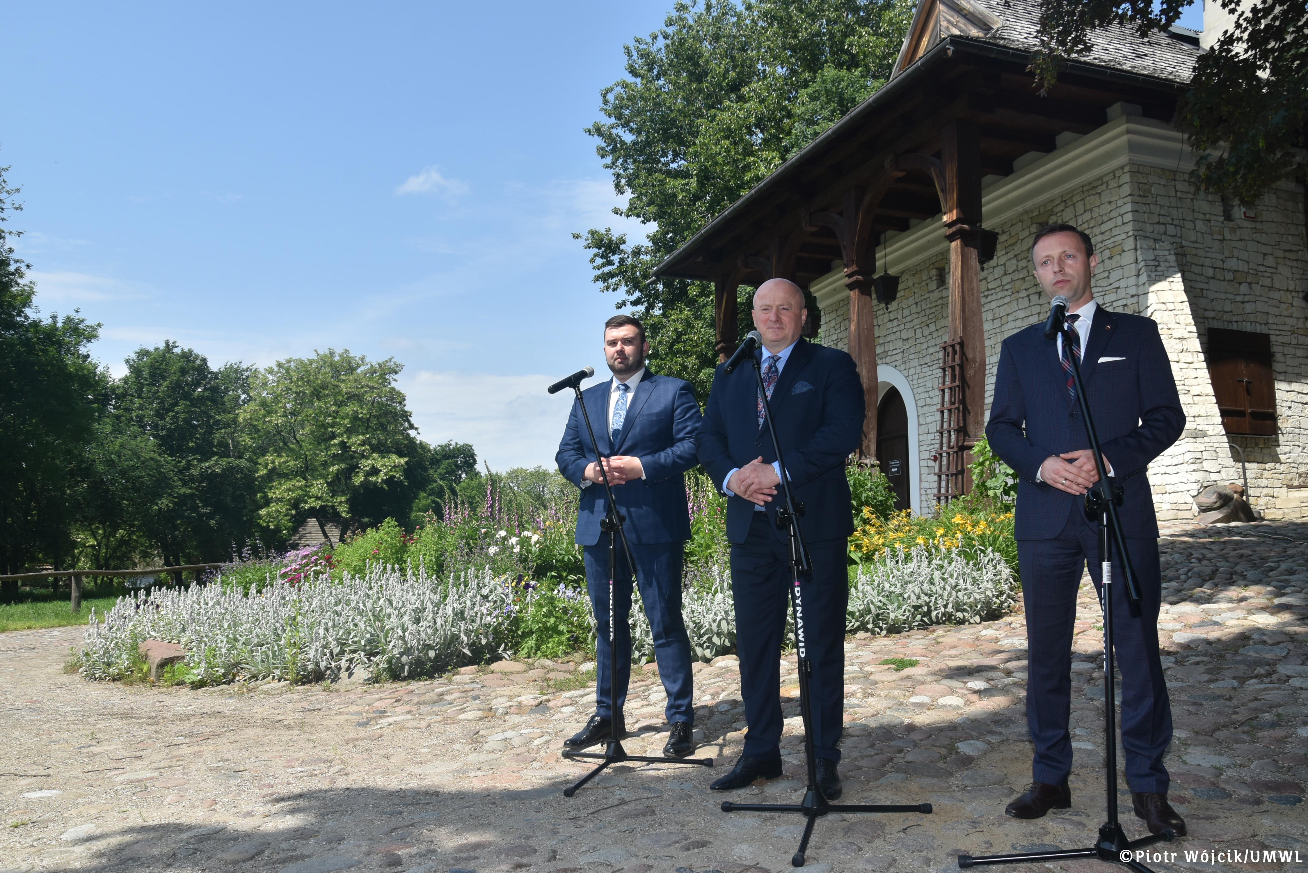"""Start kampanii promocyjnej """"Wybierz #KierunekLubelskie"""""""