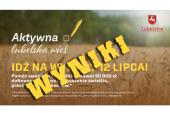 """Wyniki konkursu """"Aktywna lubelska wieś"""""""