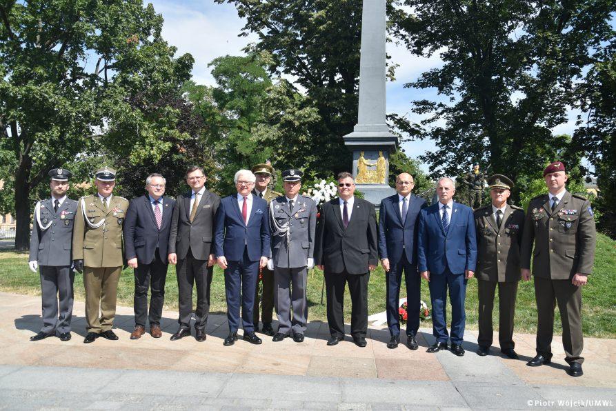Spotkanie ministrów spraw zagranicznych Litwy, Polski i Ukrainy
