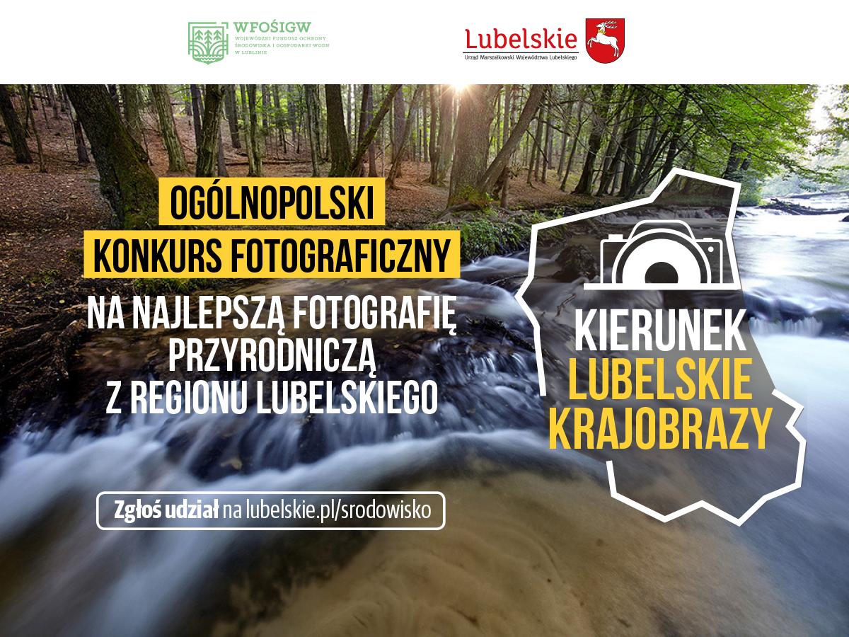 """Wybierz """"Kierunek lubelskie krajobrazy"""" i weź udział w konkursie!"""
