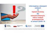 Komunikat LAWP dot. naboru wniosków o dofinansowanie projektów na Działania 3.7 Wzrost konkurencyjności MŚP