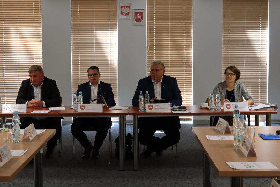 Trzecie posiedzenie Rady Działalności Pożytku Publicznego Województwa Lubelskiego IV kadencji