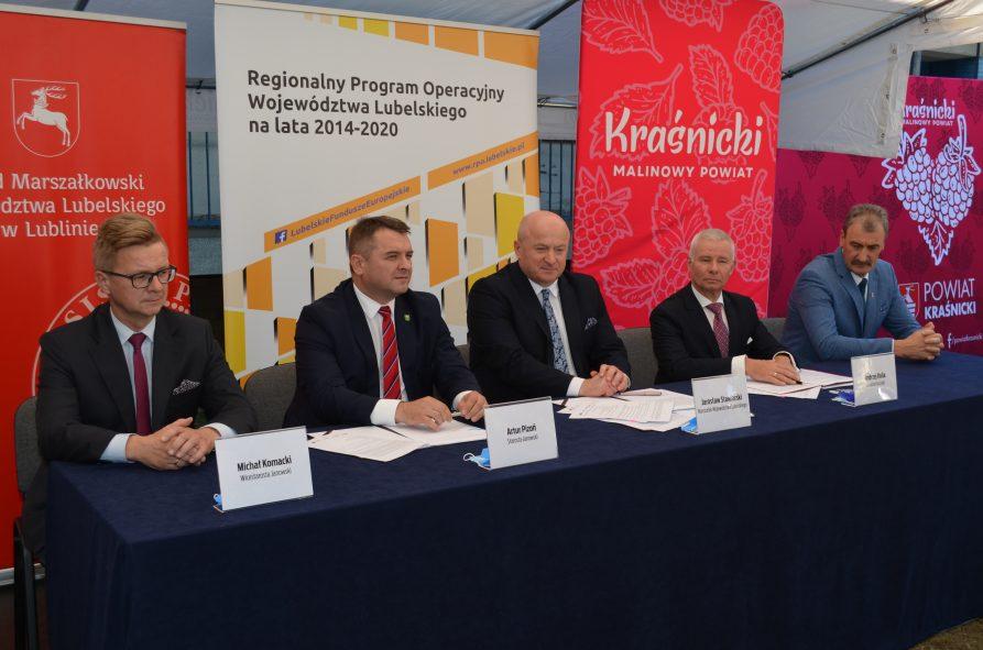 Fundusze Europejskie na rewitalizację Kraśnika i Janowa Lubelskiego
