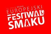 Logo 12. edycji Europejskiego Festiwalu Smaku