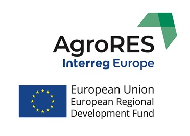 Logo AgroRES Interreg Europe