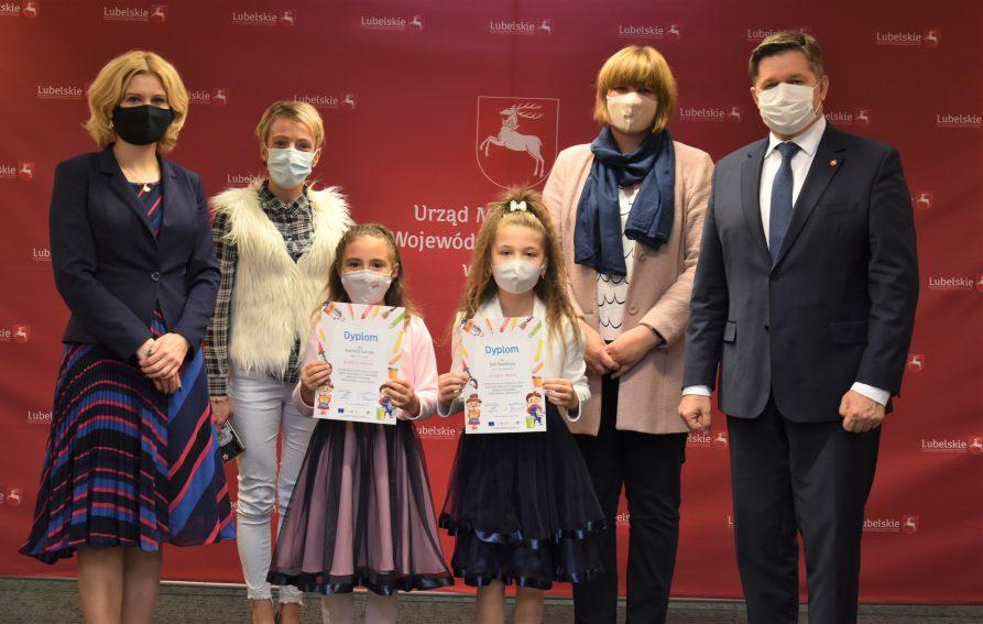 Przyszłość lubelskiej wsi oczami dzieci