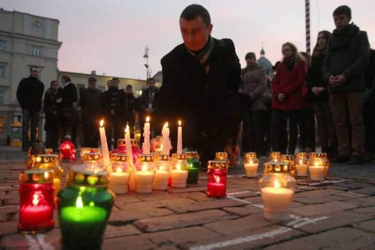 87. rocznica Wielkiego Głodu w Ukrainie