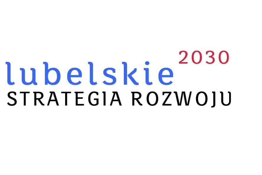 Logo Lubelskie 2030 strategia rozwoju