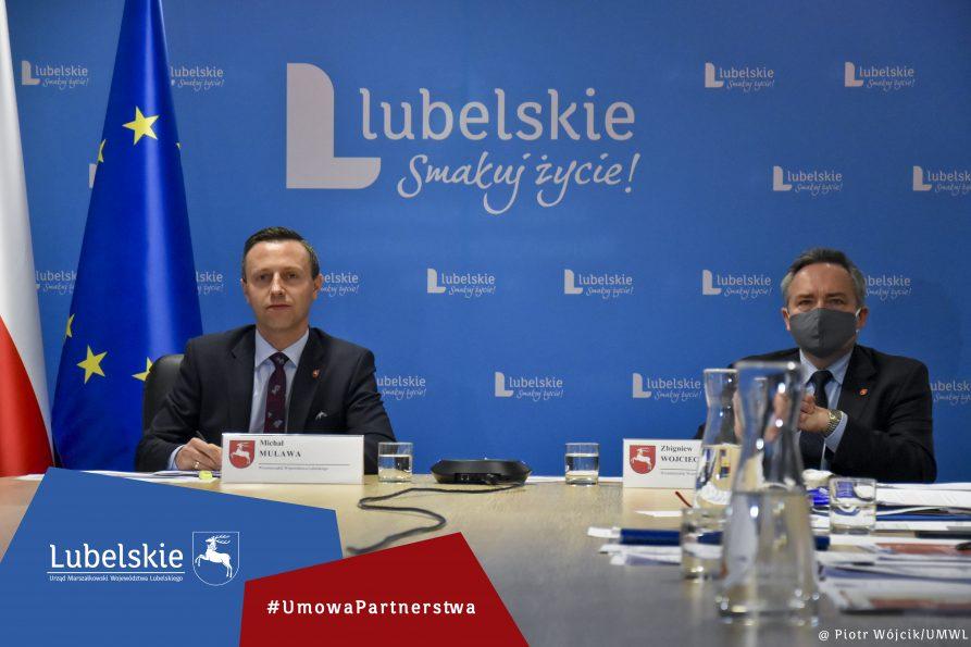 Miliardy z UE dla Województwa Lubelskiego na lata 2021-2027