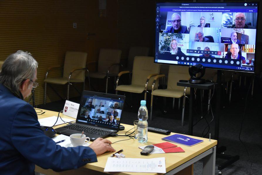 Posiedzenie Stałego Zespołu Roboczego ds. Polityki Społecznej i Ochrony Zdrowia WRDS WL