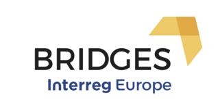 Logo projektu Bridges Interreg Europe