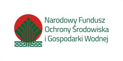 Logotyp Narodowy Fundusz Ochrony Środowiska i Gospodarki Wodnej