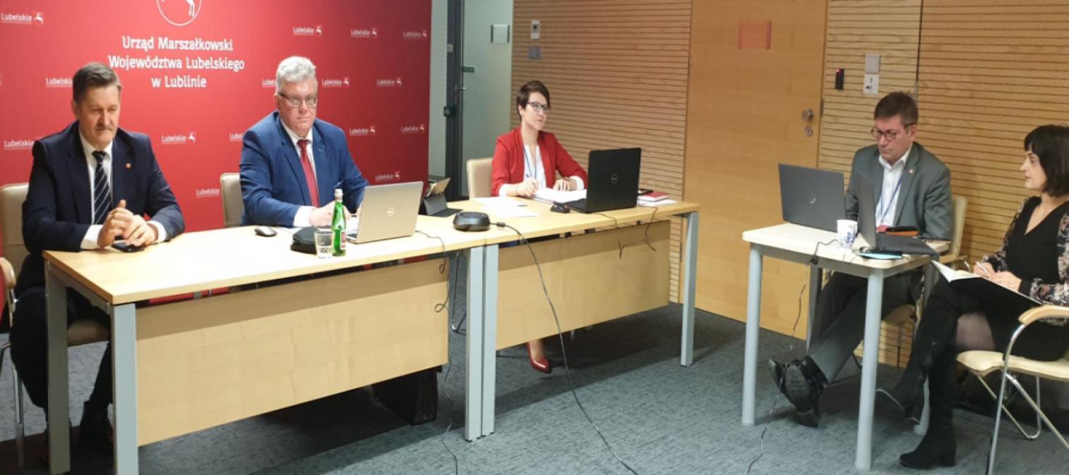 Podsumowanie pracy Rady Działalności Pożytku Publicznego Województwa Lubelskiego IV kadencji w 2020 roku.