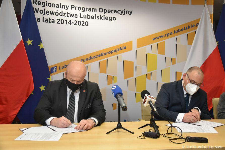 Fundusze Europejskie na rozbudowę szpitala w Kraśniku