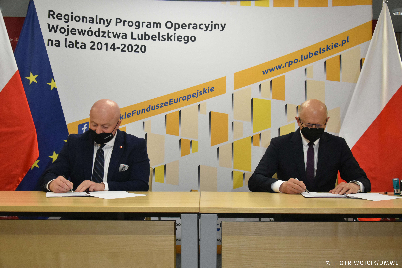 Zwiększenie dofinansowania na Dworzec Metropolitalny w Lublinie