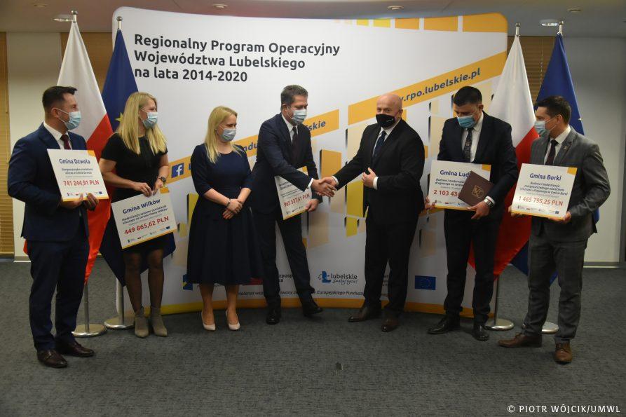 Dodatkowe środki z funduszy unijnych na efektywność energetyczną w regionie