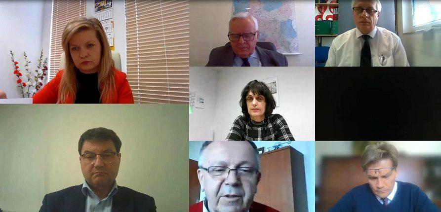 Posiedzenie Stałego Zespołu Roboczego ds. Funduszy Europejskich