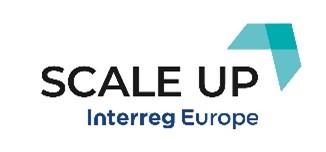 Logo SCALE UP Interreg Europe