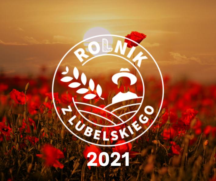 Rolnik z kłosem zboża logo konkursu