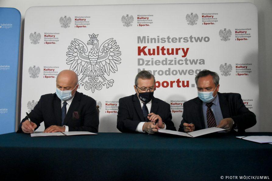 Muzeum Badań Polarnych w Puławach będzie współprowadzone przez Samorząd WL i Ministra Kultury, Dziedzictwa Narodowego i Sportu